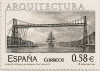 PUENTE LAS ARENAS,  PORTUGALETE, VIZCAYA