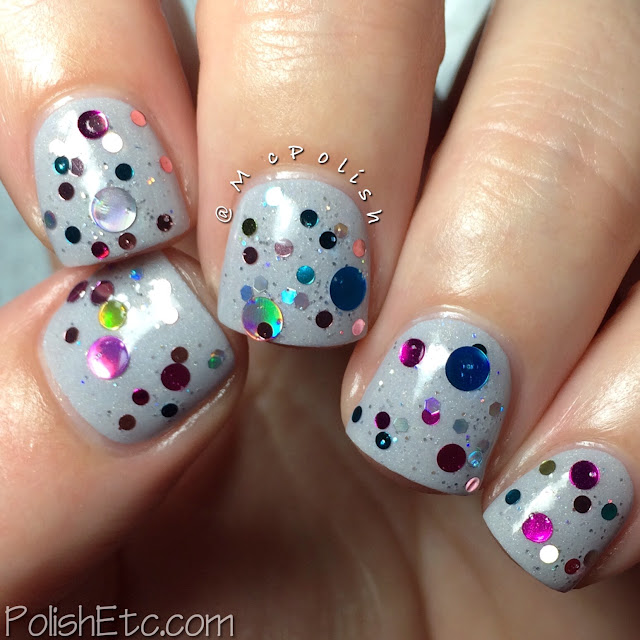 Loaded Lacquer - Beauty & the Beast Mode - McPolish - Spot Me, Bro