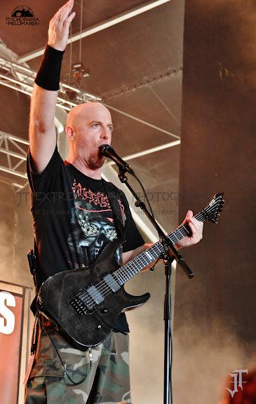 Dying Fetus @Hellfest 2015 vendredi 19/06
