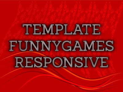 Template Terbaru 2017 Funny Games Seo Responsive Download Gratis