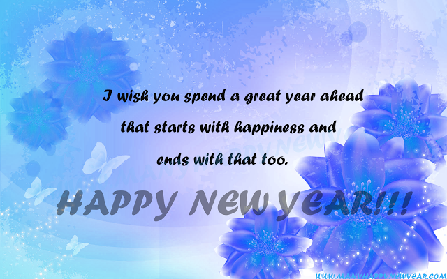 Happy New Year 2020 Wallpaper for Relative