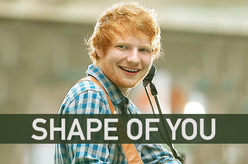 ed sheeran shape of you lyrics pdf