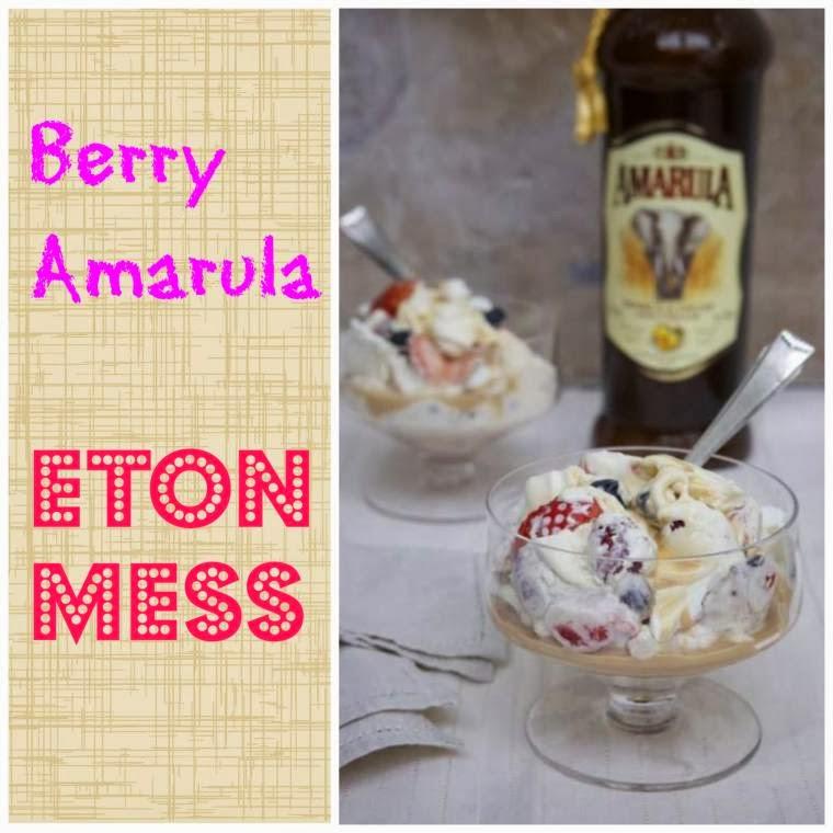 Berry Amarula Eton Mess