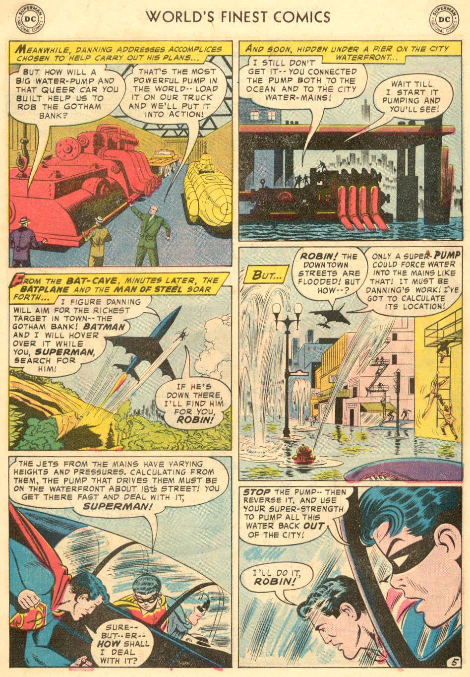 Read online World's Finest Comics comic -  Issue #93 - 7