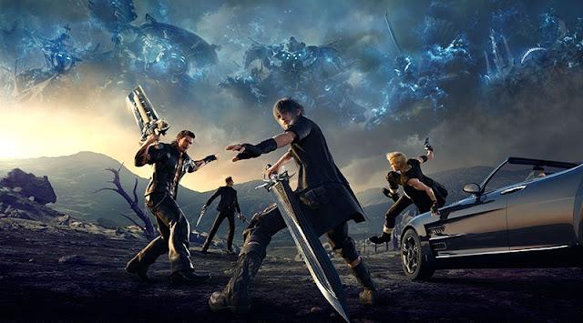 Final Fantasy XV podría tener más DLC's a parte del season pass