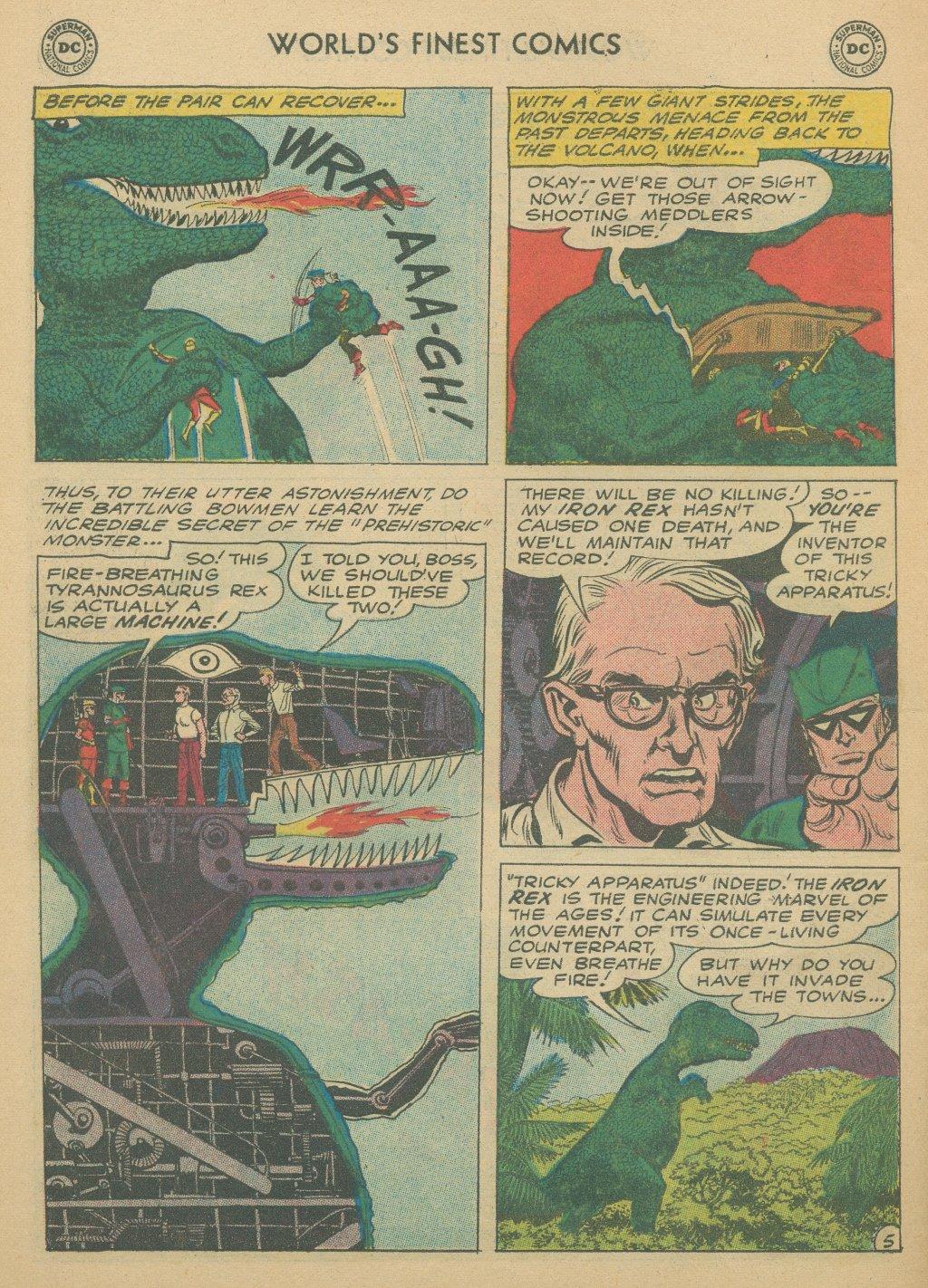Read online World's Finest Comics comic -  Issue #108 - 30