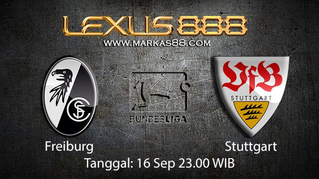 Prediksi Bola Jitu Freiburg vs Stuttgart 16 September 2018 ( German Bundesliga )