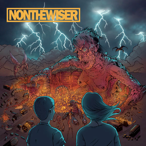 "NONTHEWISER stream new EP ""The Return"""