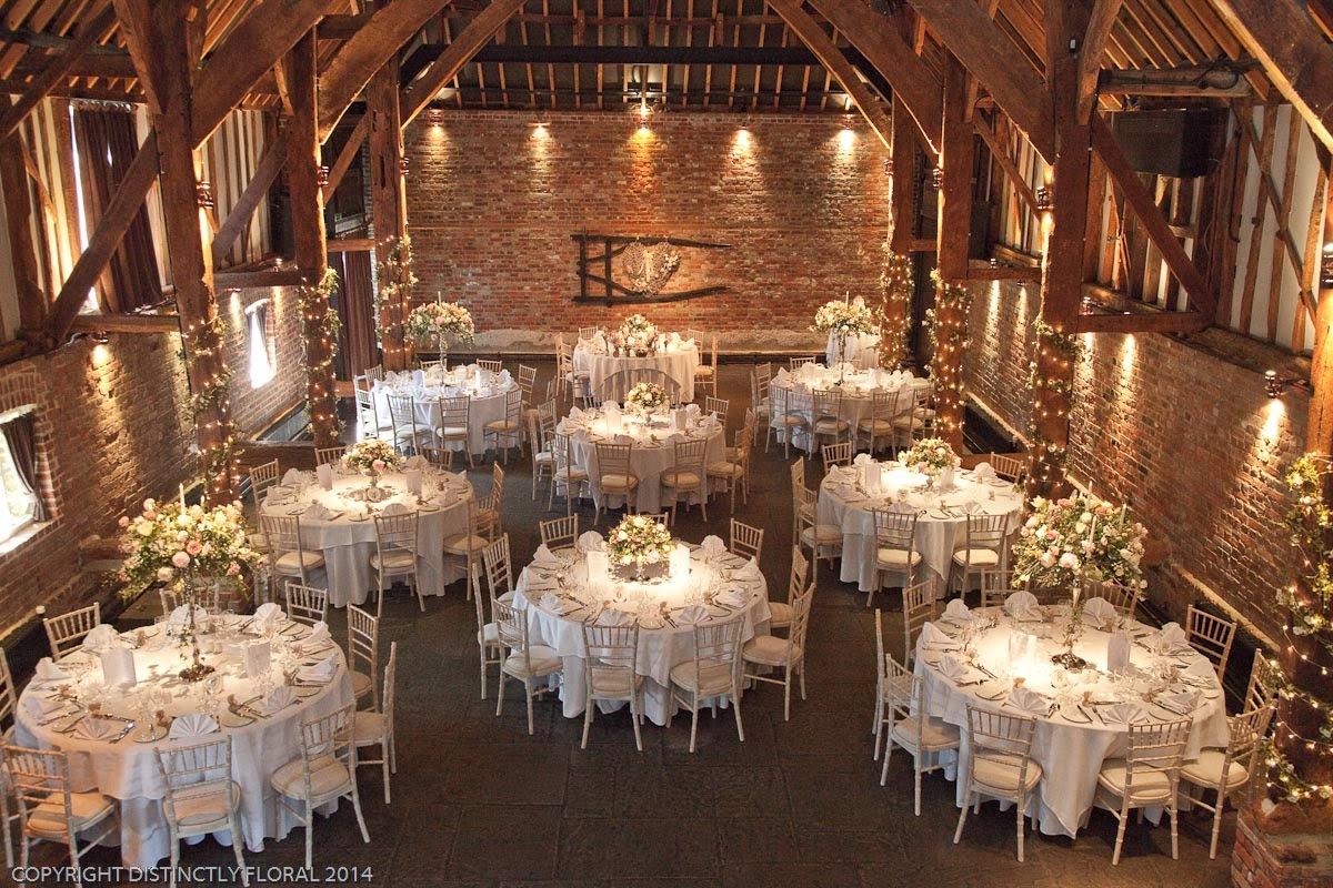Distinctly Floral: Carly And Joe's Soft And Pretty Cooling