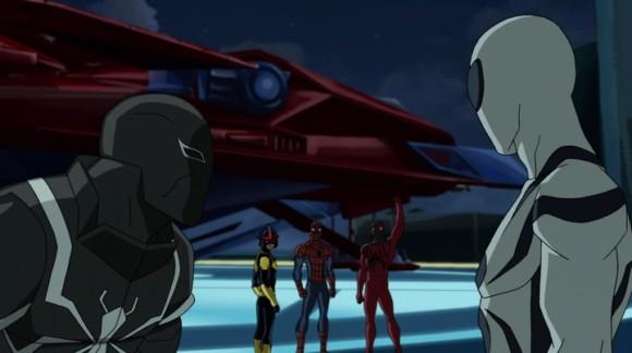 Ultimate spiderman vs spiderman - photo#13