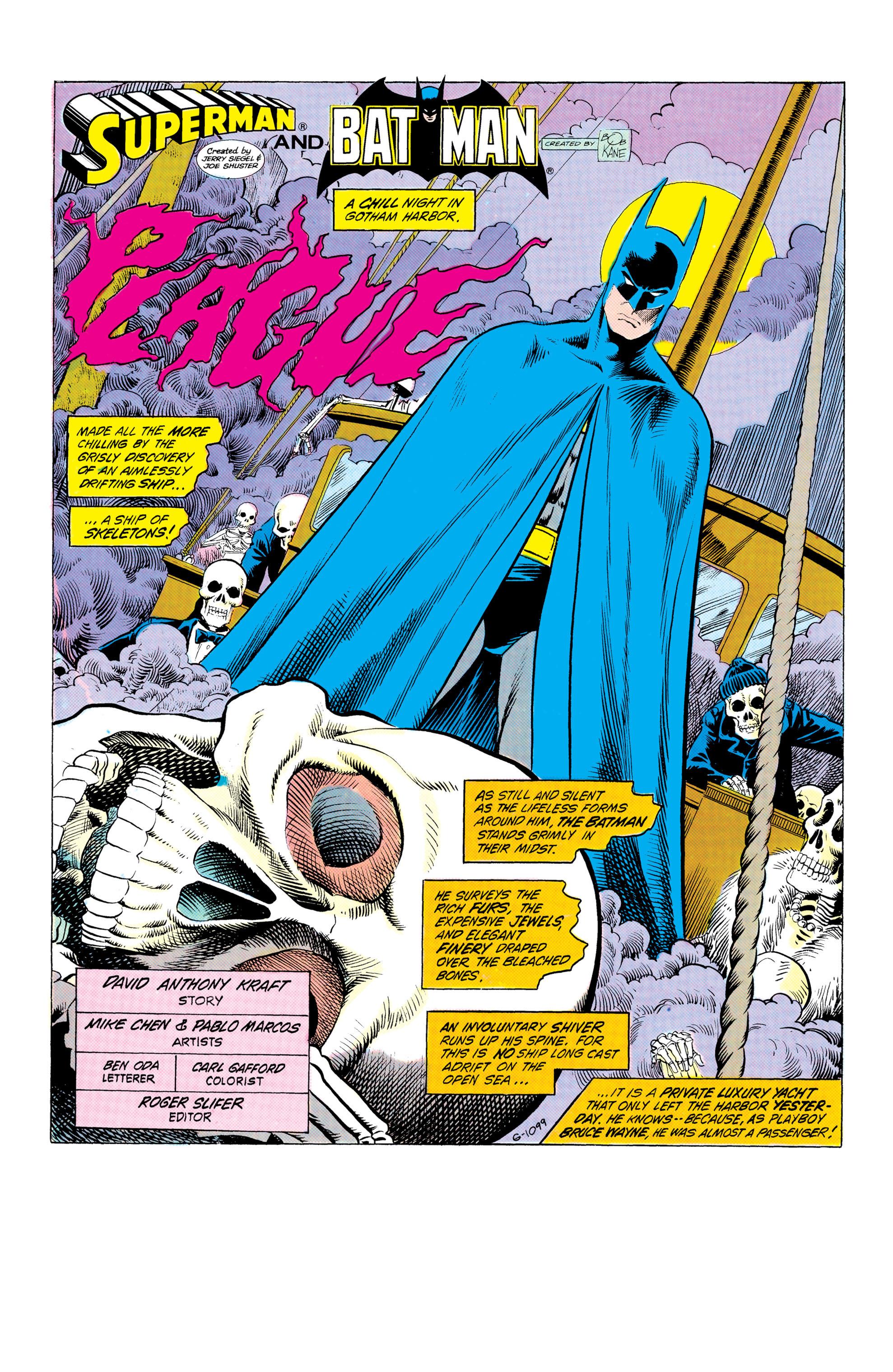 Read online World's Finest Comics comic -  Issue #303 - 2