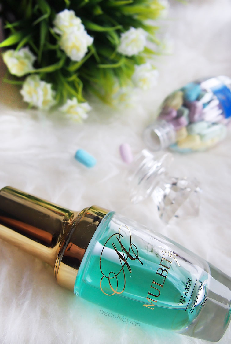 First Cosmetics Mulbit Vitamin Sparkling Mist Review