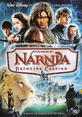 As Crônicas de Nárnia 2: Príncipe Caspian - DVDRip Dual Áudio