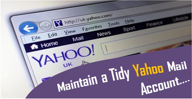 manage yahoo mail account