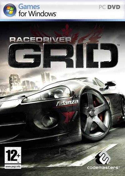 Race Driver GRID PC Full Español