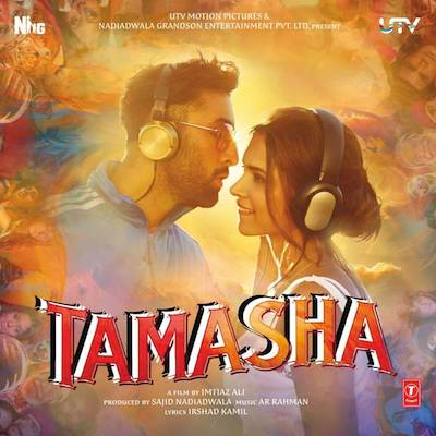 Tamasha 2015 Hindi DVDScr 400mb