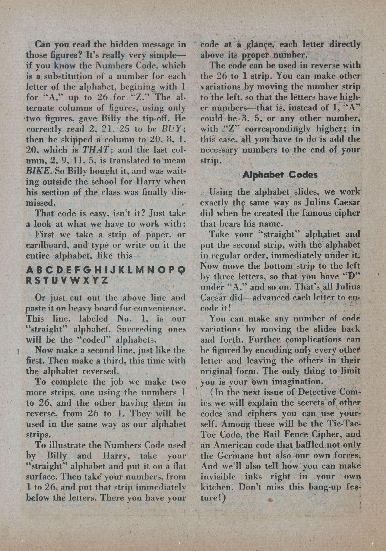 Read online Detective Comics (1937) comic -  Issue #137 - 34