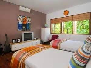 gambar desain kamar untuk anak kembar