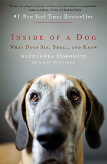 The Animal Book Club is reading Inside of a Dog by Alexandra Horowitz in February 2019