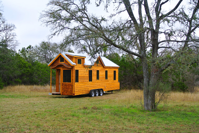 Valencia tiny house by Rocky Mountain Tiny Houses