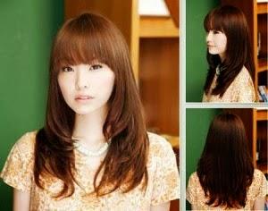 Gaya Model Rambut Terbaru 2014