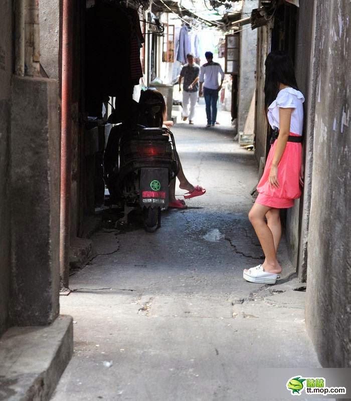 Шанхайская проститутка проститутка на объездной