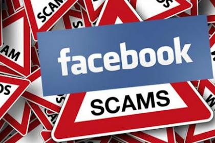 Cara Menghindari Berbagai Modus Penipuan di Facebook
