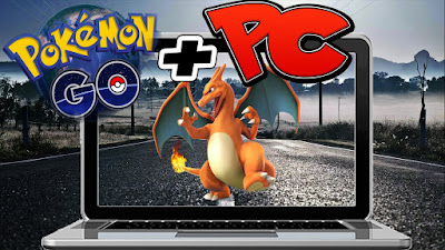 pokemongo para pc - juegan pokemon van en el PC