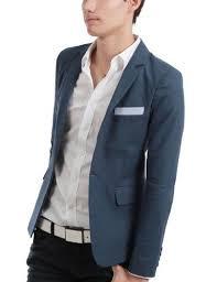 blazer pria model baru