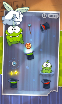 Cut the Rope for BlackBerry OS 10
