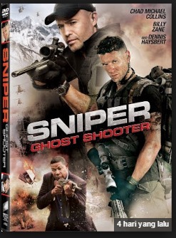Sniper Ghost Shooter (2016) DVDRip 400MB Ganool.Movie