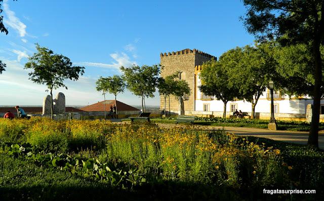 Jardim de Diana, Évora, Portugal
