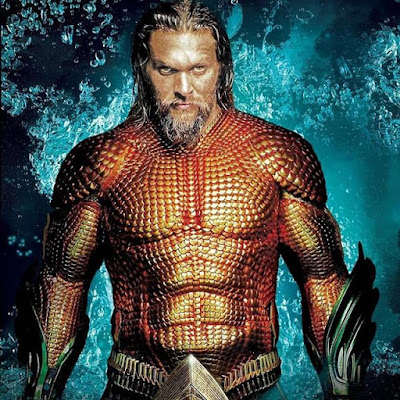 """""""Aquaman"""" con el traje clásico en una nueva imagen."""