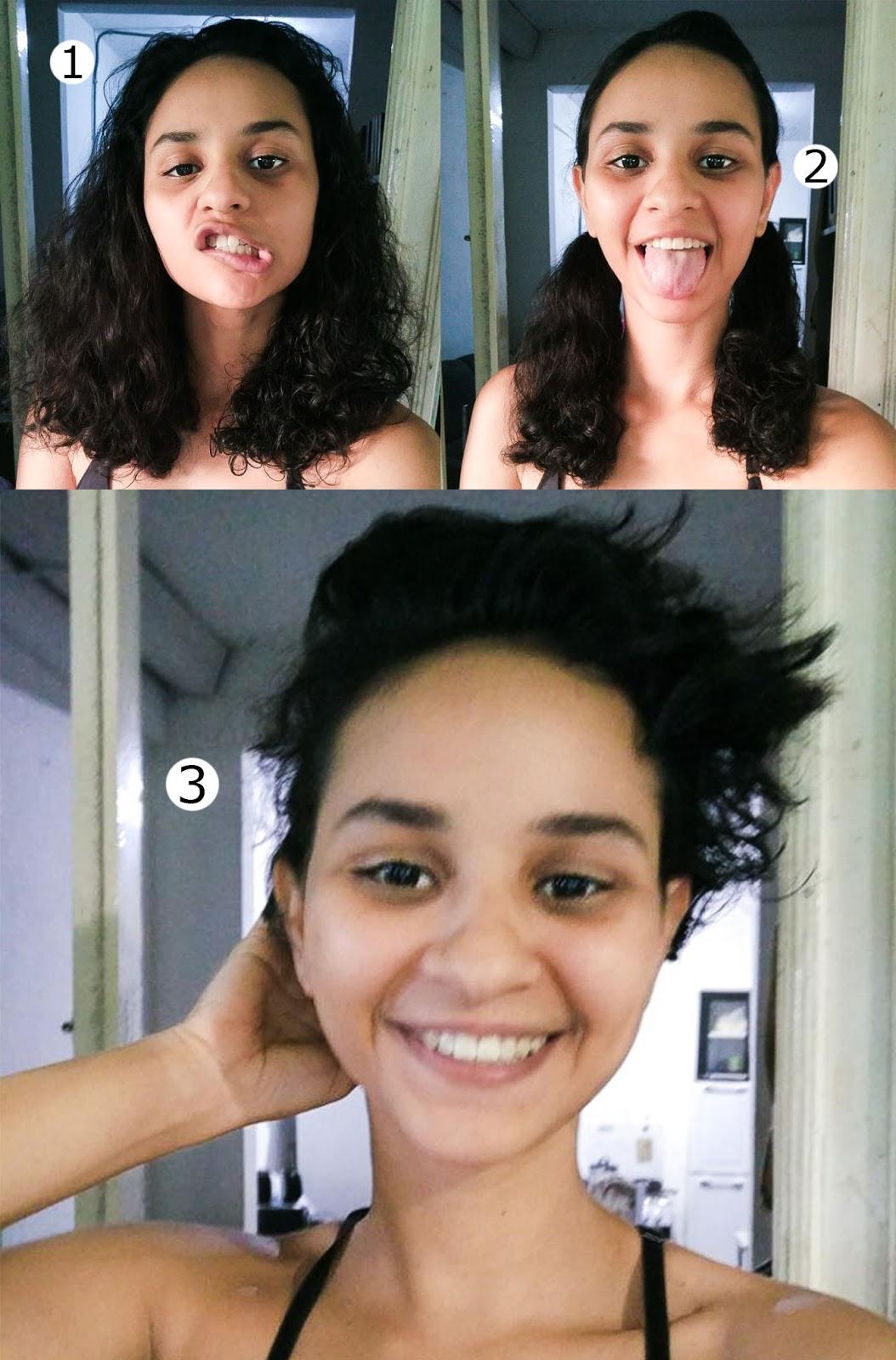 passo a passo de como cortar o cabelo para doar