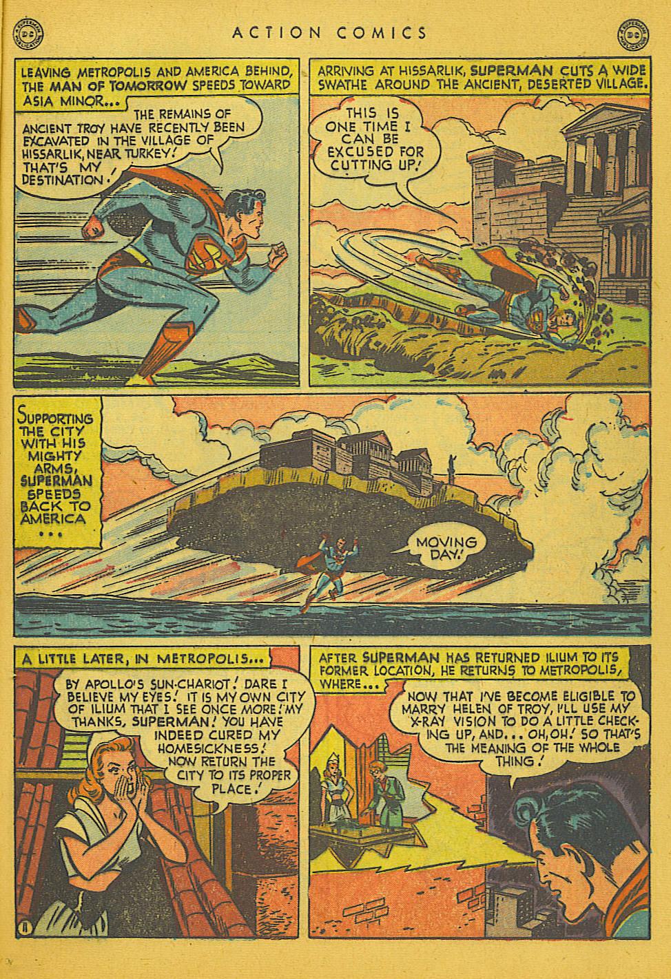 Action Comics (1938) 133 Page 11