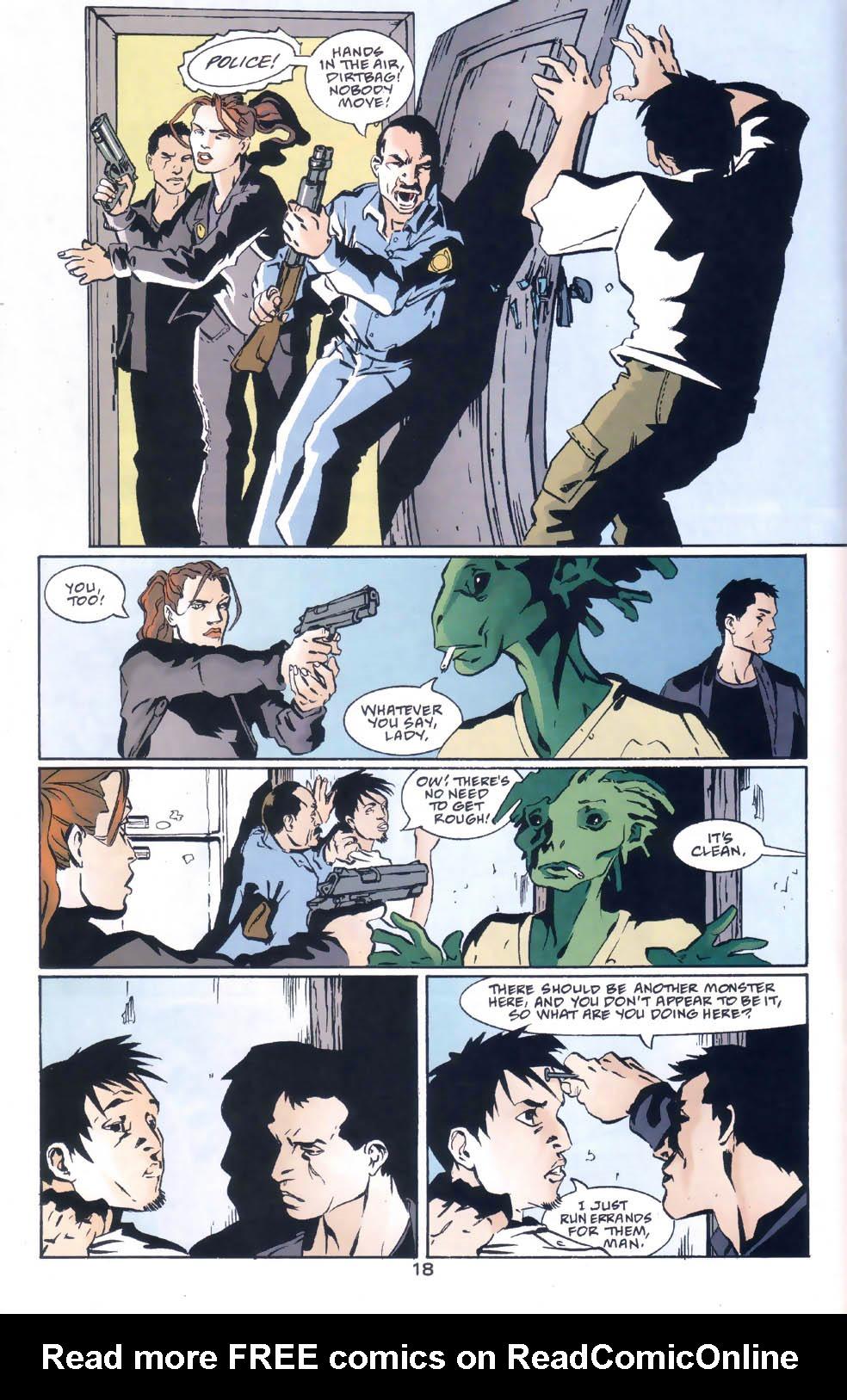 Read online Midnight, Mass comic -  Issue #2 - 19