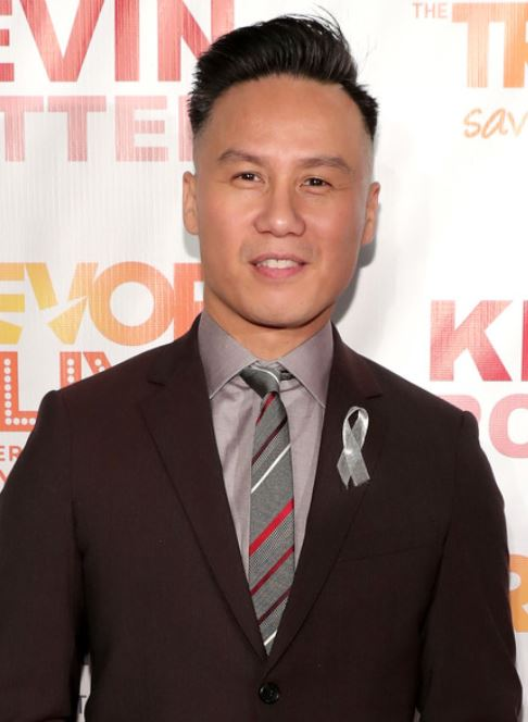 These Are The Top 10 Fashion Hashtags On Instagram This Year: These Are Their Stories: BD Wong Attends The Trevor