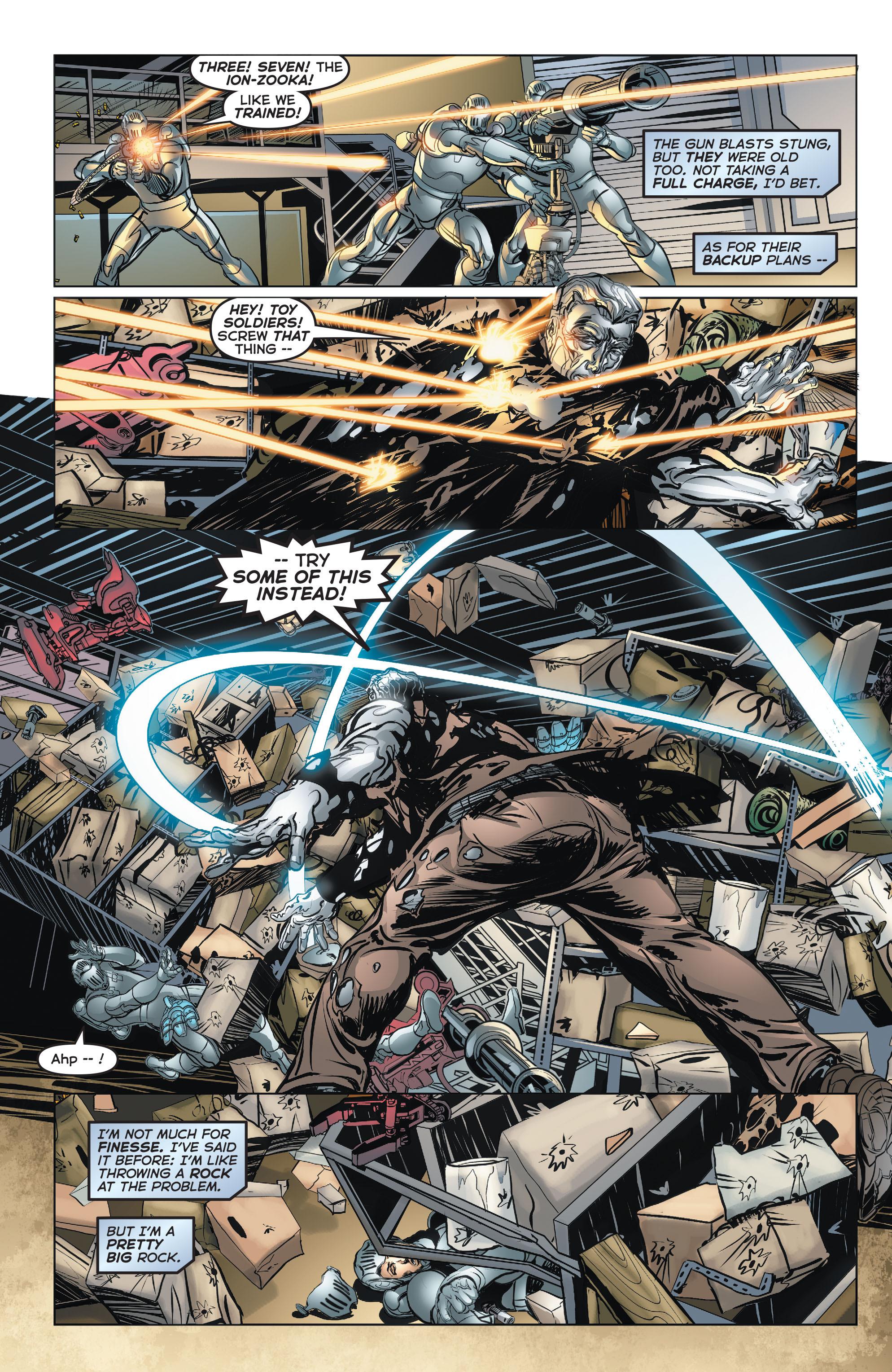 Read online Astro City comic -  Issue #33 - 16