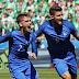 Gol Antoine Griezmann Dan Olivier Giroud Bawa Prancis Menang 2-0