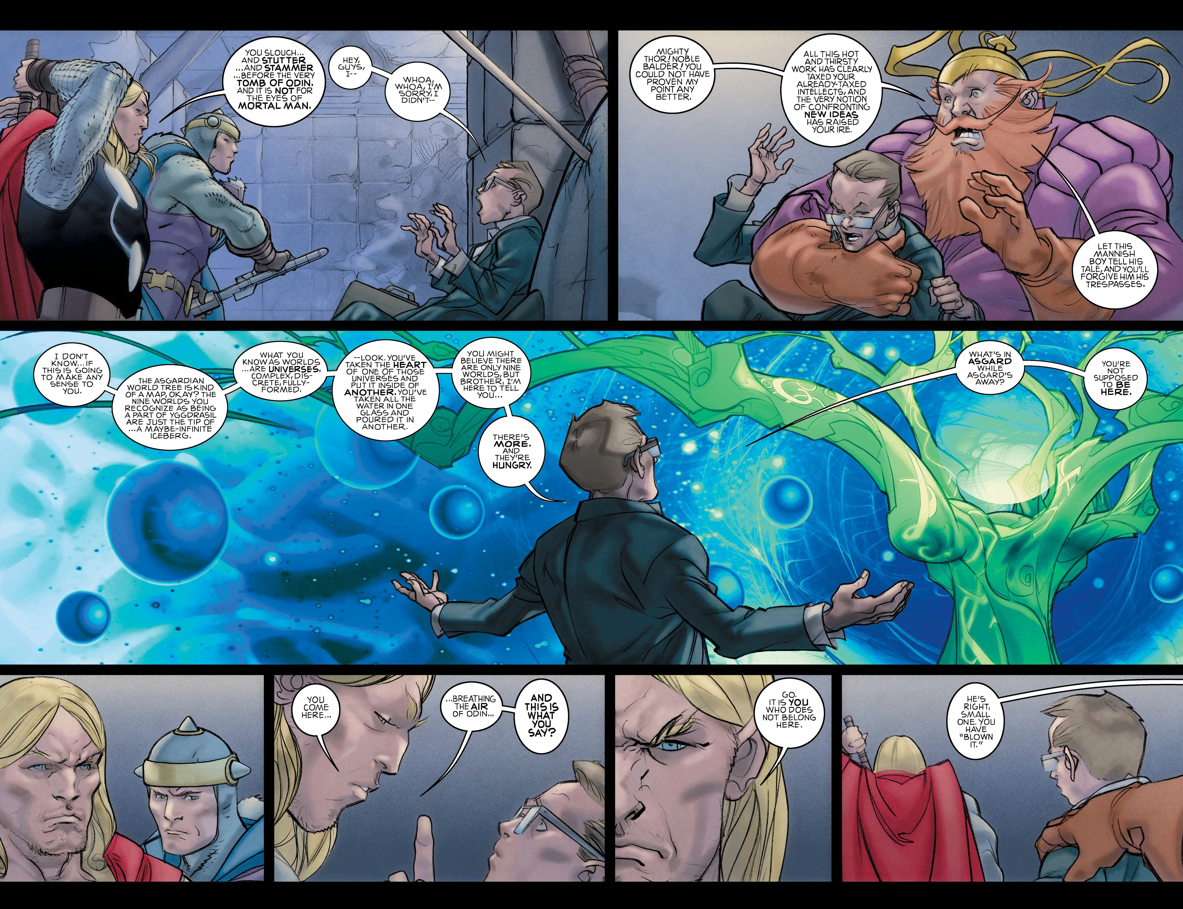 Thor (2007) Issue #616 #29 - English 8
