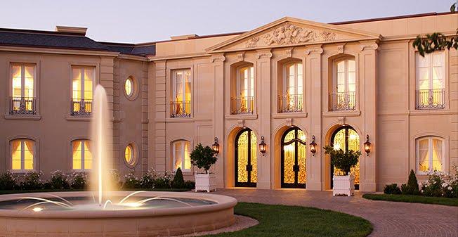 $100 Million Mansion of Yuri Milner