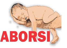 pengertian aborsi