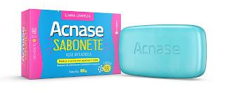 sabonete para reduzir oleosidade acnase