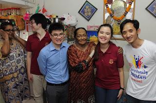 Yuantai at community PAYM event
