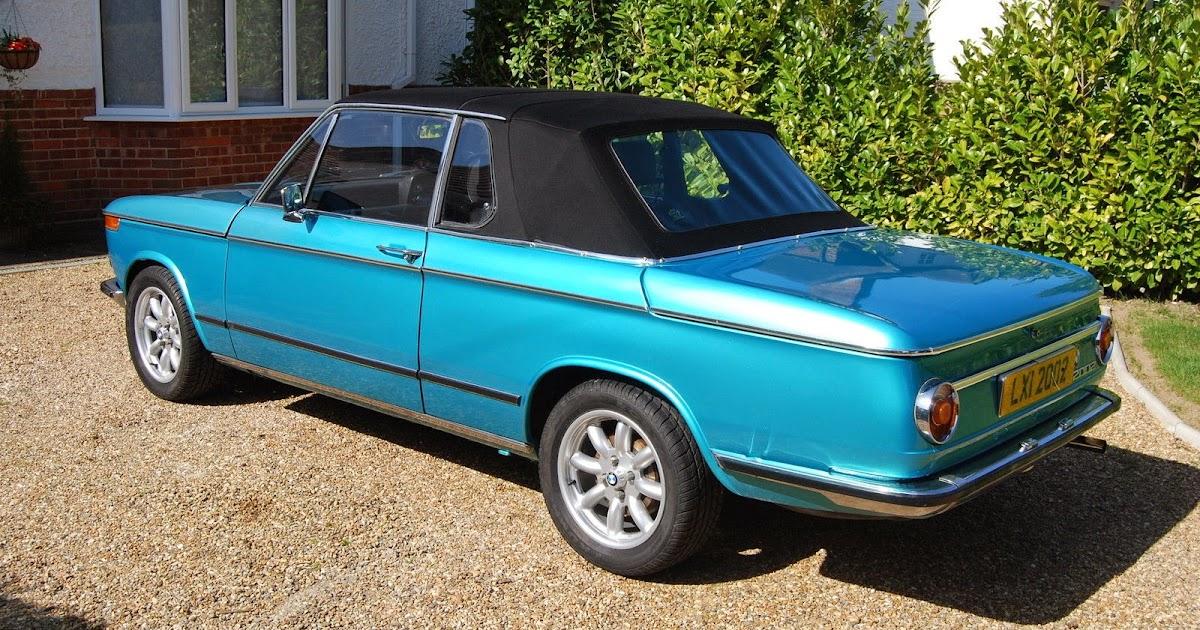 baurspotting 1973 bmw 2002 baur cabrio targa on uk ebay. Black Bedroom Furniture Sets. Home Design Ideas