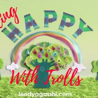 Review : Being Happy With Trolls (2016)