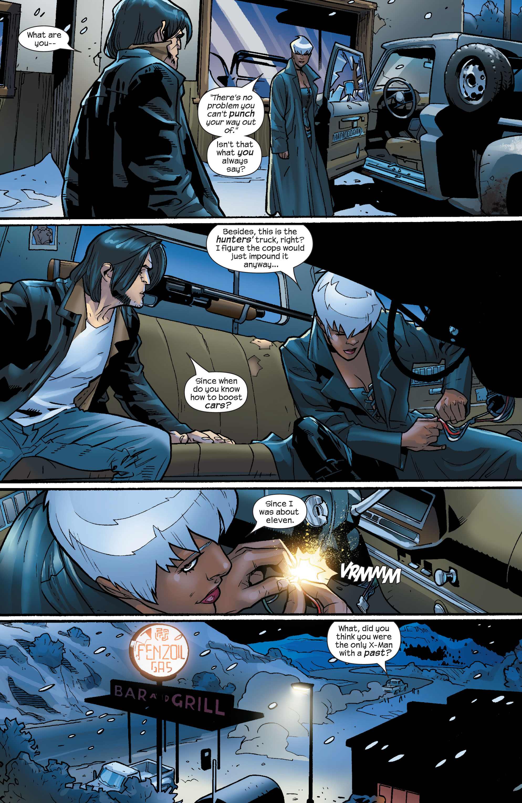 Read online Ultimate X-Men comic -  Issue #59 - 17