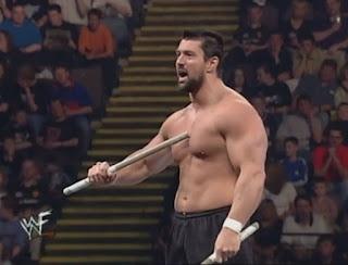 WWE / WWF - No Mercy 1999 (UK VERSION) - Steve Blackman faced Droz