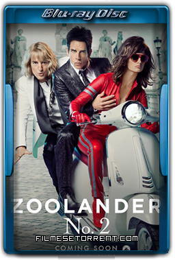 Zoolander 2 Torrent 720p 1080p BluRay Dublado