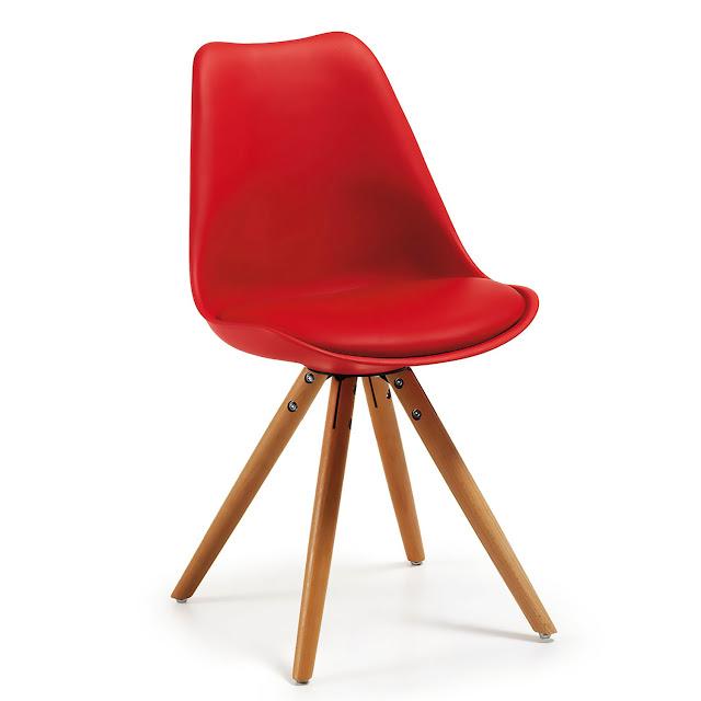 Muebles de comedor 7 sillas de comedor por menos de 100 euros - Sillas antiguas baratas ...